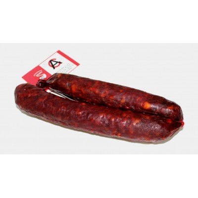 Chorizo longaniza picante