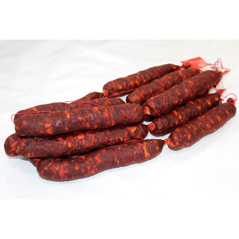 Chorizo longaniza dulce
